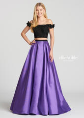 EW118168 Black/Purple front