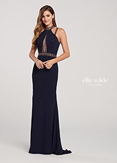 EW119018 Navy Blue front