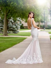 118276 Ivory/Tea Rose back