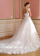 217210 Ivory/Tea Rose back