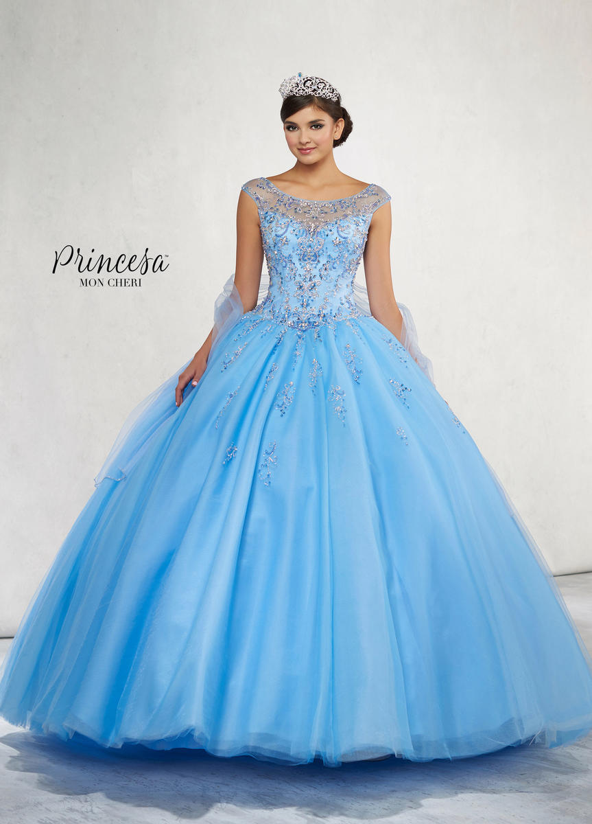 Princesa by Mon Cheri PR11804 Princesa by Mon Cheri Dress Up Time ...