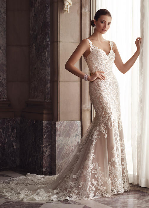 Amber - Martin Thornburg for Mon Cheri Bridal