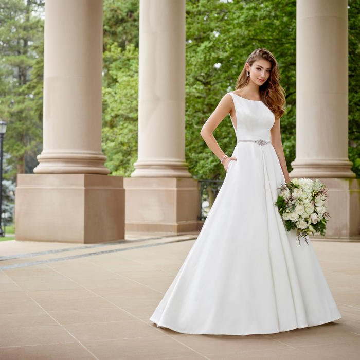 Symphony-Martin Thornburg for Mon Cheri Bridal