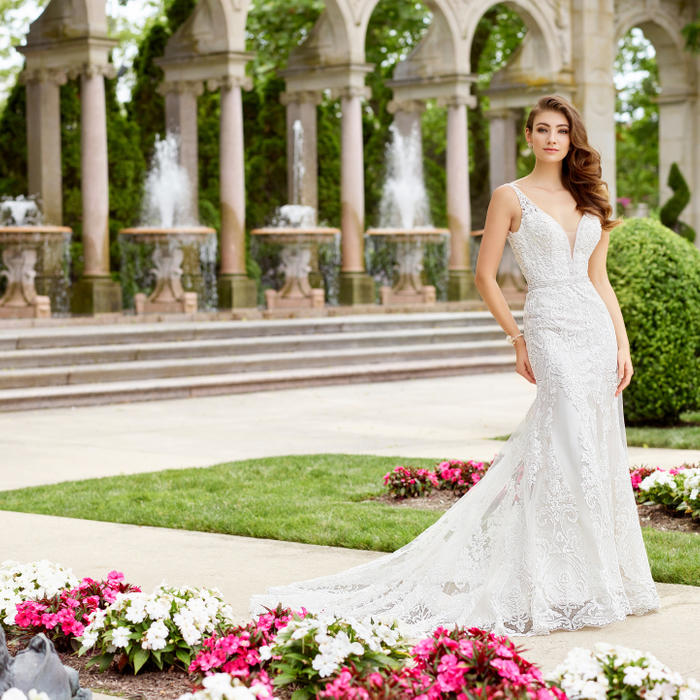Arietta-Martin Thornburg for Mon Cheri Bridal