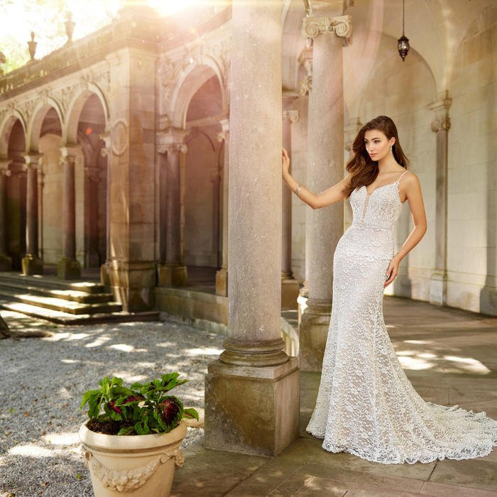 Tallis-Martin Thornburg for Mon Cheri Bridal