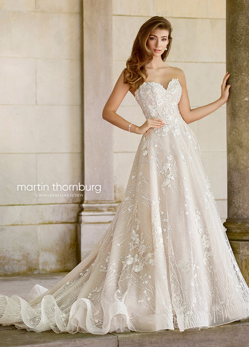 Coda-Martin Thornburg for Mon Cheri Bridal