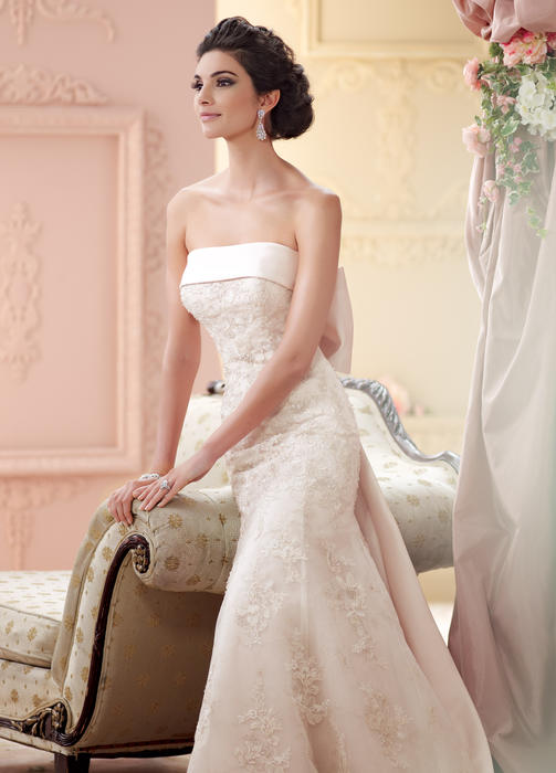 Ilsa - Martin Thornburg for Mon Cheri Bridal