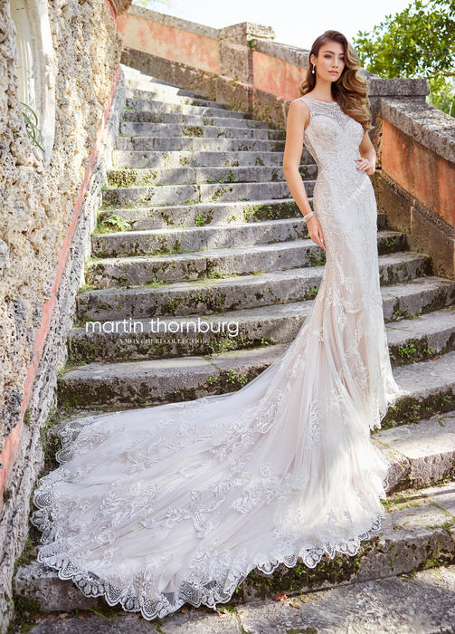 Stella-Martin Thornburg for Mon Cheri Bridal