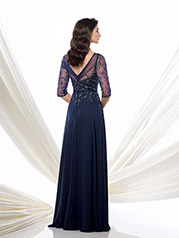 115971 Navy Blue back