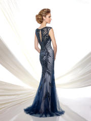 116D31 Midnight/Nude back