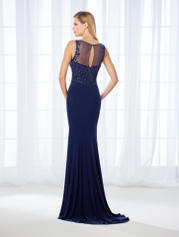 118686 Navy Blue back