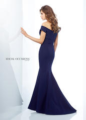 118879 Navy Blue back
