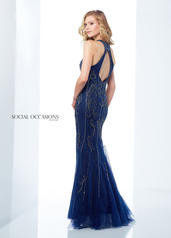 118884 Navy Blue back