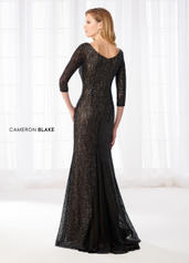 218608 Black/Nude back