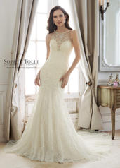 Y11887 Ivory/Light Champagne front