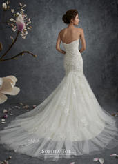 Y21763 Ivory/Light Champagne back