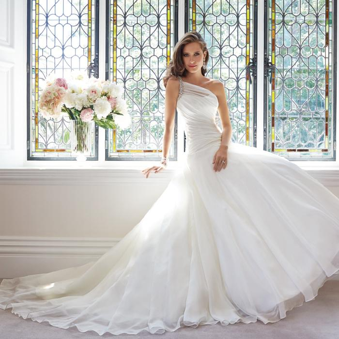 Cost Of Sophia Tolli Wedding Gowns: Sophia Tolli Bridal 21440-Sissy Prom Gowns, Wedding Gowns