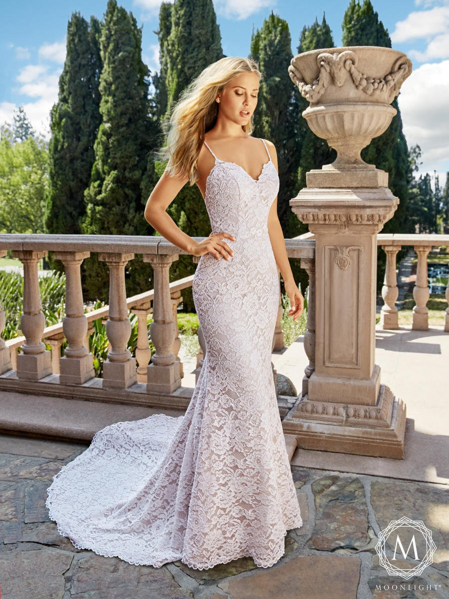 Moonlight Bridal Collection J6542 Moonlight Bridal Collection ...