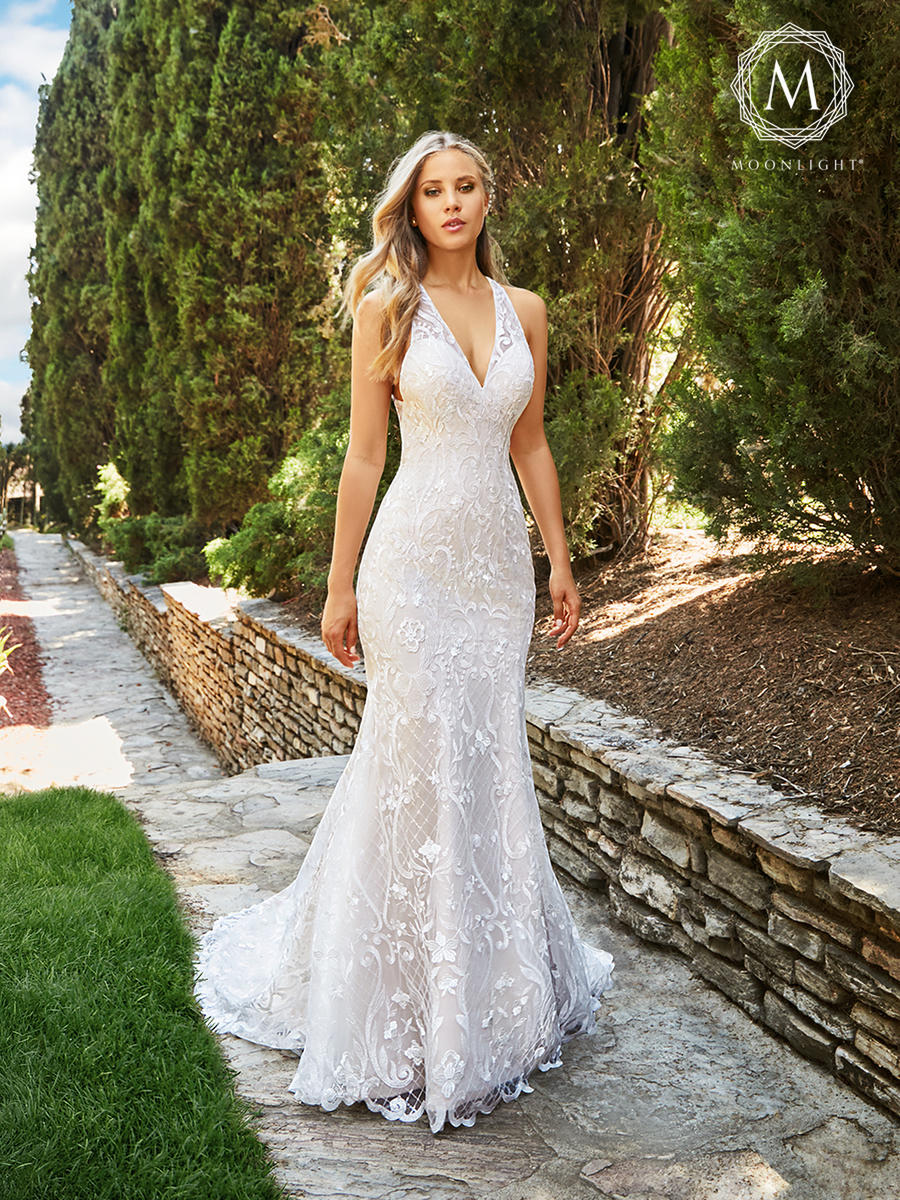 Moonlight Bridal Collection J6544 Moonlight Bridal Collection ...
