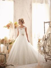 2607 Morilee Wedding Dresses