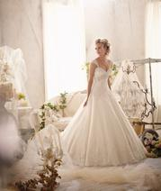 11052 Morilee Wedding Dresses