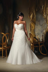 3133 Julietta Plus Size Bridal by Morilee