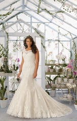 3194 Julietta Plus Size Bridal by Morilee