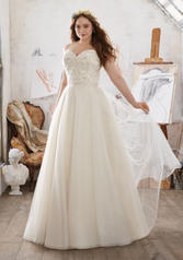 3213 Julietta Plus Size Bridal by Morilee