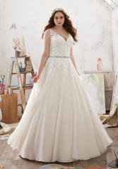 3214 Julietta Plus Size Bridal by Morilee