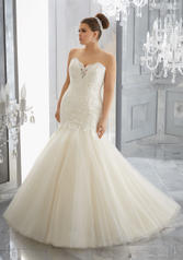 3227 Julietta Plus Size Bridal by Morilee