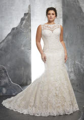 3233 Julietta Plus Size Bridal by Morilee