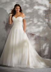 3245 Julietta Plus Size Bridal by Morilee