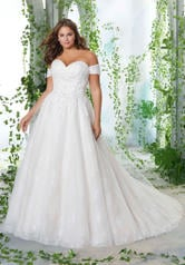 3252 Julietta Plus Size Bridal by Morilee