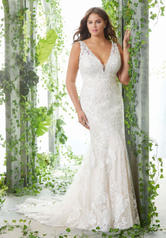 3257 Julietta Plus Size Bridal by Morilee