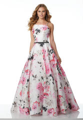42085 Pink Floral front