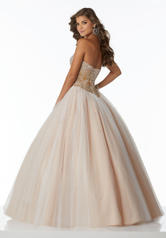 42130 Ivory/Gold/Nude back