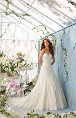 5404 Blu Bridal Collection by Morilee