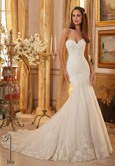 5475 Blu Bridal Collection by Morilee