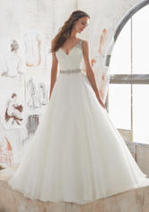 5507 Blu Bridal Collection by Morilee