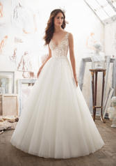 5515 Blu Bridal Collection by Morilee