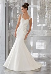 5575 Blu Bridal Collection by Morilee
