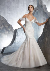 5601 Blu Bridal Collection by Morilee