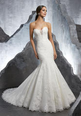 5607 Blu Bridal Collection by Morilee