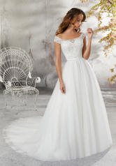 5683 Blu Bridal Collection by Morilee
