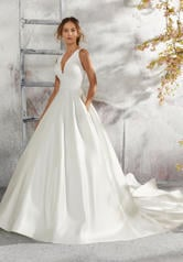 5684 Blu Bridal Collection by Morilee