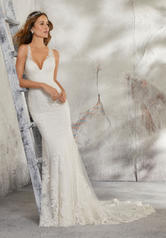 5685 Blu Bridal Collection by Morilee