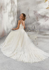 5693 Ivory/Champagne back