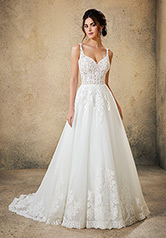 5770 Blu Bridal Collection by Morilee