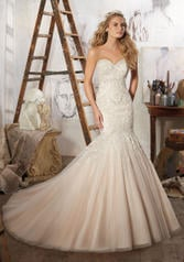 8125 Morilee Wedding Dresses
