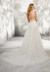 8284 Ivory/Champagne back